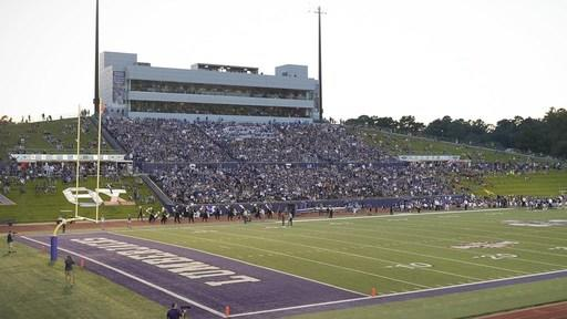 Angelo State at Stephen F. Austin game postponed