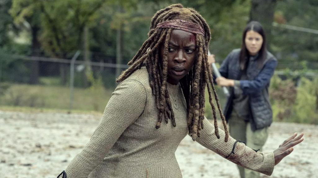 <p>                                     Coming late in the show&apos;s ninth season, &quot;Scars&quot; takes place after The Walking Dead&#x2019;s well-worked time jump, which allowed the show&apos;s characters to emotionally develop without having to show every minor event in their lives on screen.&#xA0;                                 </p>                                                                                                                               <p>                                     The scars of the episode&apos;s title are both literal and metaphorical. In flashbacks, we see that Daryl and Michonne are mentally wounded after Rick&apos;s death as they go out searching for the hero&apos;s remains. However, they are soon captured, with the episode coming to a head with a scene that ranks up the show&#x2019;s most harrowing &#x2013; what we&apos;ll call the &quot;Michonne massacre&quot; to avoid spoilers.&#xA0;                                 </p>                                                                                                                               <p>                                     After the doldrums of the Negan years, this is the show reborn once more, bursting at the seams with fresh ideas and instantly iconic moments.                                 </p>