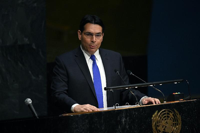 """Danny Danon, Permanent Representative of Israel to the United Nations, said the United States' decision to pull out of UNESCO marked """"a new era"""" at the UN"""
