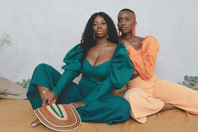 """<p>Who: Shalisia L. Hyman</p><p> What: 'Earth Toned Collective is a sustainable and ethical women's apparel brand. Designing with the Earth in mind via eco friendly, and revived materials. Our form of luxury is meant to liberate, celebrate and connect you to Nature.'</p><p><a class=""""link rapid-noclick-resp"""" href=""""https://earthtonedcollective.com/collections"""" rel=""""nofollow noopener"""" target=""""_blank"""" data-ylk=""""slk:SHOP EARTH TONED COLLECTIVE NOW"""">SHOP EARTH TONED COLLECTIVE NOW</a></p><p><a href=""""https://www.instagram.com/p/B_fRV8WgZpO/"""" rel=""""nofollow noopener"""" target=""""_blank"""" data-ylk=""""slk:See the original post on Instagram"""" class=""""link rapid-noclick-resp"""">See the original post on Instagram</a></p>"""