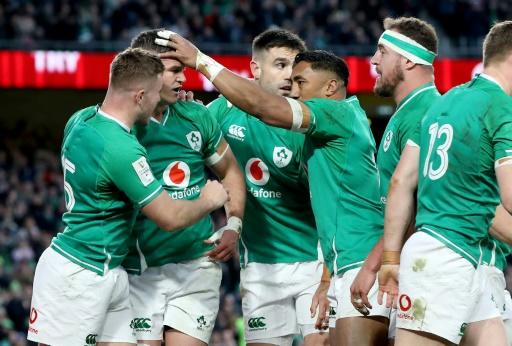 Irish true grit won the day for the hosts in their 19-12 win over Scotland said coach Andy Farrell