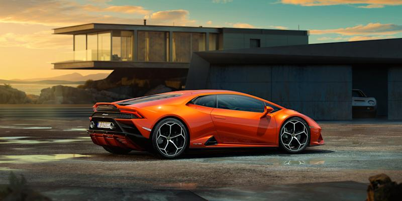 2019 Lamborghini Huracan Evo Is Just That A Careful Evolution Of