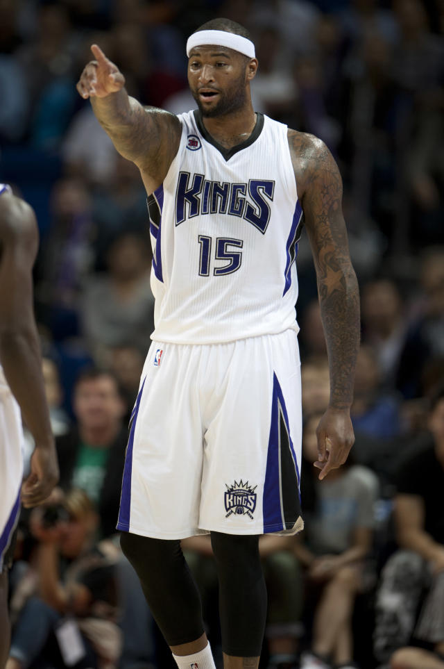 DeMarcus Cousins knows all eyes are on him. (Danny La-USA TODAY Sports)