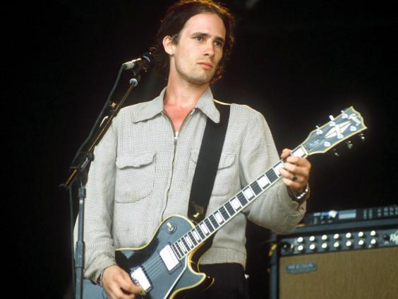 Graceless: Jeff Buckley's demos were cobbled together for posthumous release (Rex)