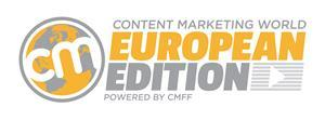 The Content Marketing Institute (CMI) in partnership with Content Marketing Fast Forward (CMFF) in Amsterdam is pleased to announce Content Marketing World, The European Edition.