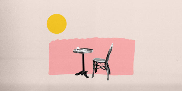 Dining Out (TODAY illustrations / Getty Images)