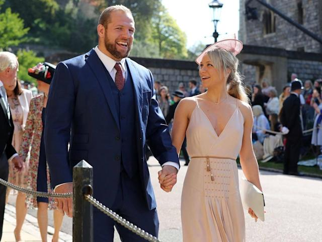 James Haskell attends royal wedding instead of supporting Wasps in Premiership semi-final to infuriate fans