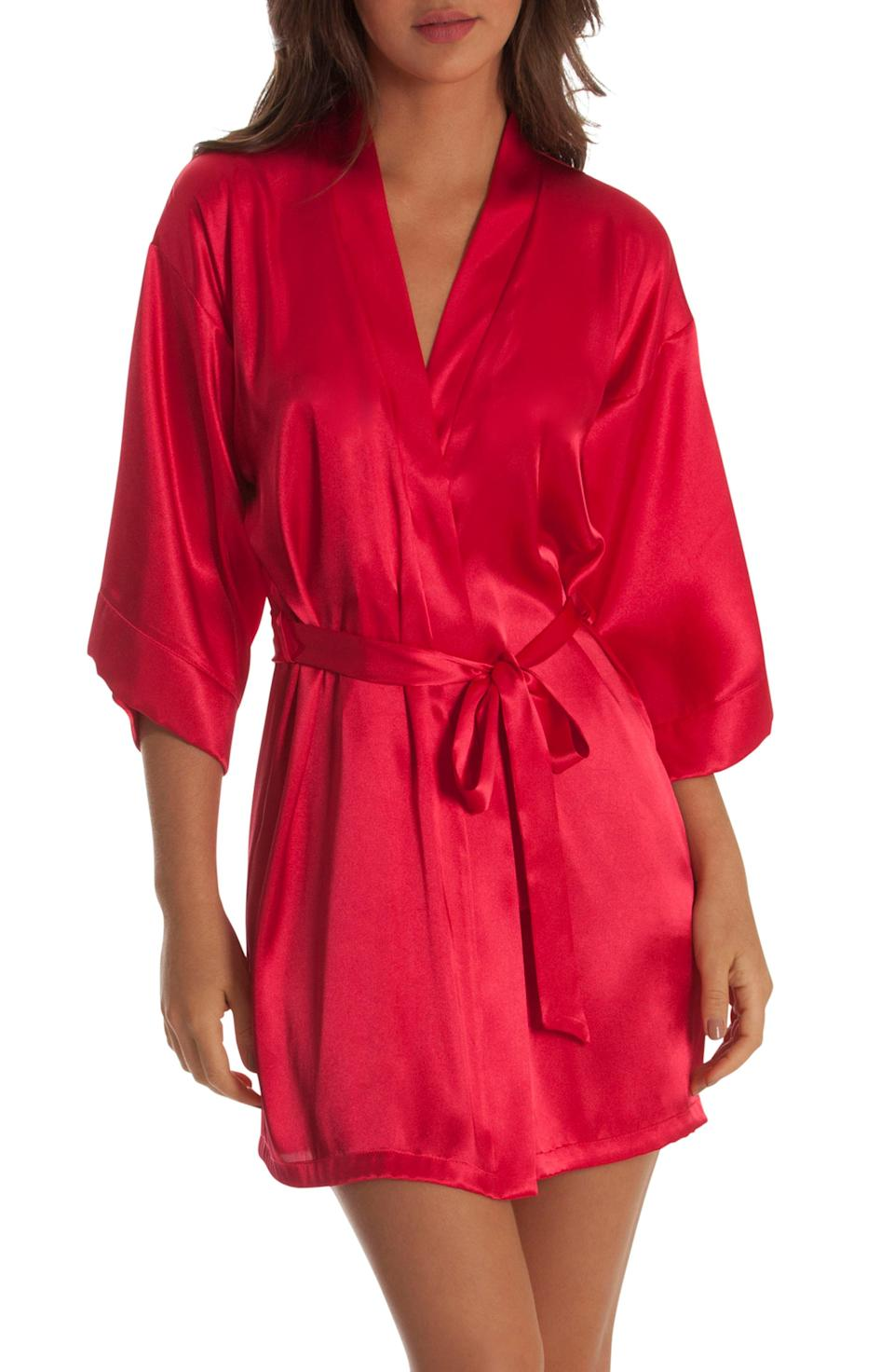 "<p><strong>In Bloom By Jonquil</strong></p><p>nordstrom.com</p><p><strong>$48.00</strong></p><p><a href=""https://shop.nordstrom.com/s/in-bloom-by-jonquil-satin-robe-nordstrom-exclusive/4344068"" rel=""nofollow noopener"" target=""_blank"" data-ylk=""slk:SHOP NOW"" class=""link rapid-noclick-resp"">SHOP NOW</a></p><p>You just might <a href=""https://www.womansday.com/life/g955/gifts-for-her/"" rel=""nofollow noopener"" target=""_blank"" data-ylk=""slk:enjoy gifting"" class=""link rapid-noclick-resp"">enjoy gifting</a> this satin robe to her as much as she'll love wearing it (wink, wink).</p>"
