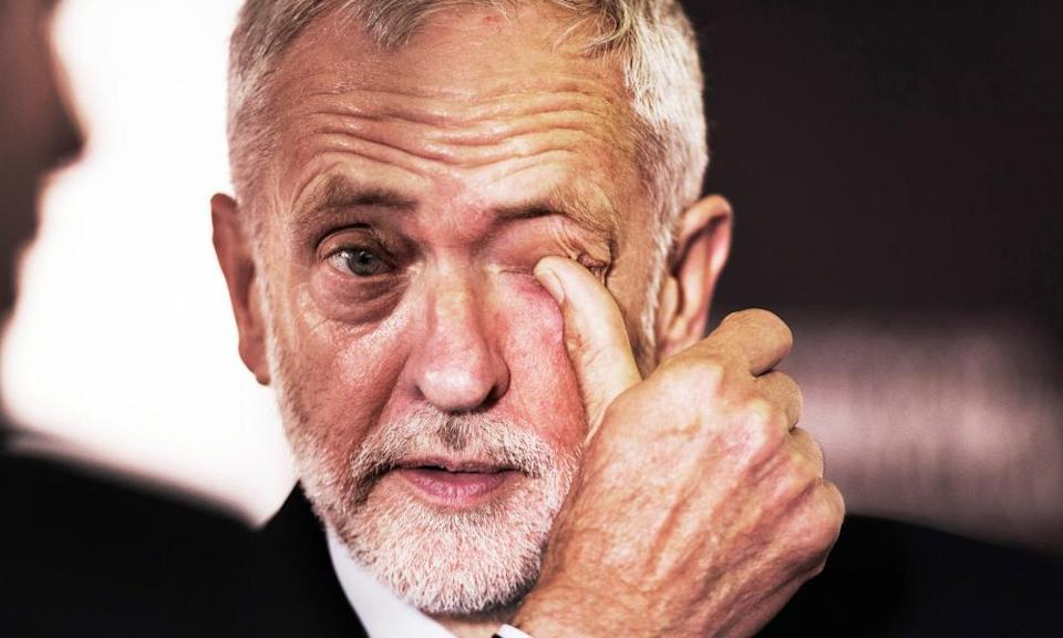 Jeremy Corbyn, the former leader, has also condemned the payouts.