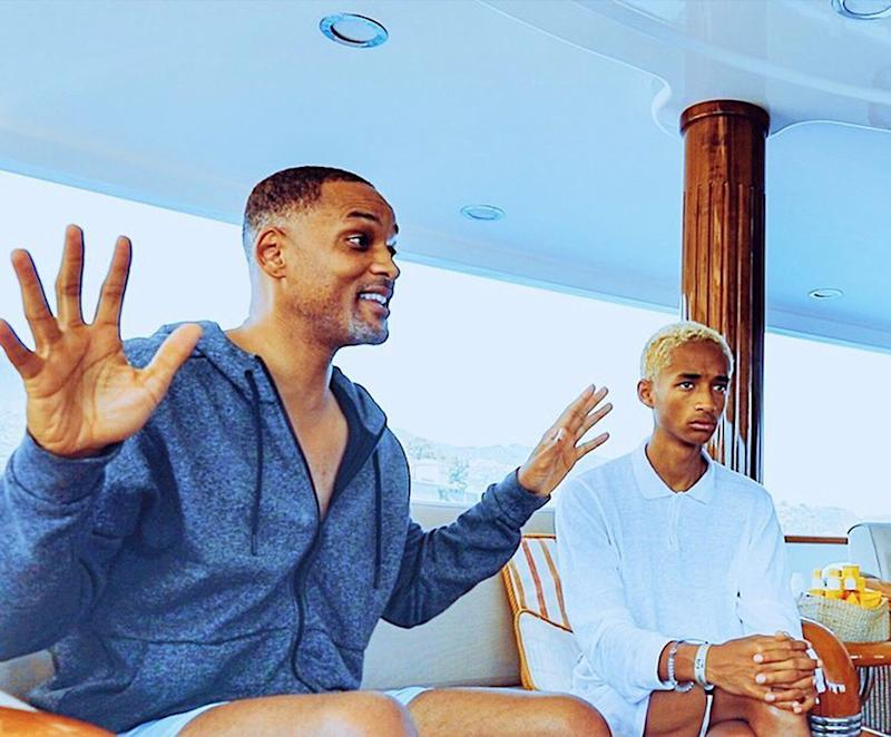 Will Smith Jokes About 'Parenting Abilities' While Wishing Son Jaden a Happy Birthday: ' I Love You, Man'