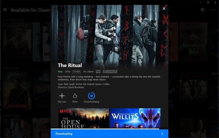 how to download movies and tv shows from netflix downloading