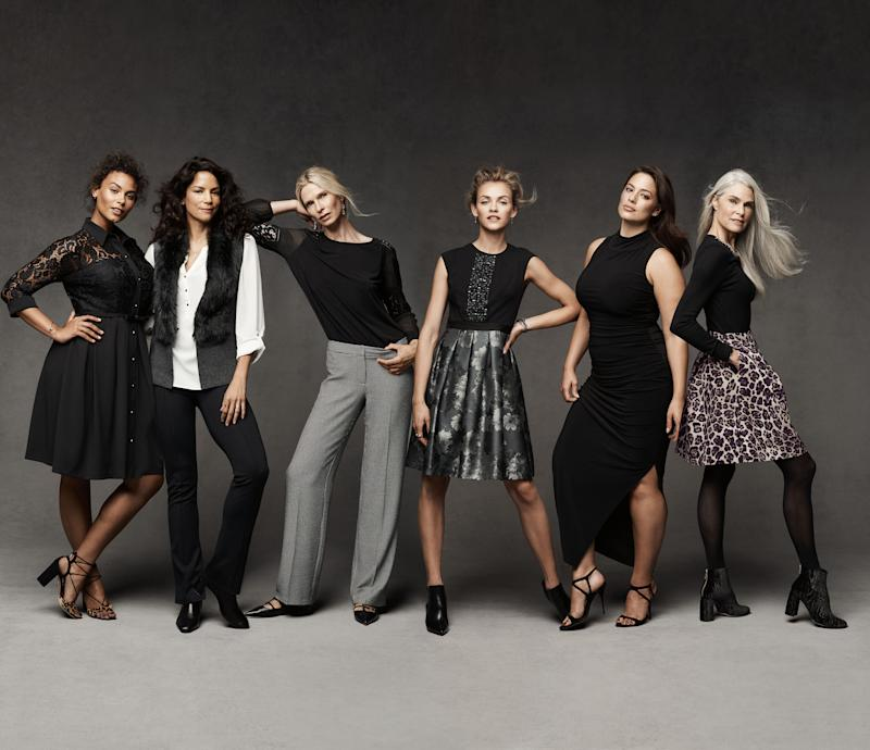 Dressbarn Launches An Empowering Campaign Starring Ashley Graham