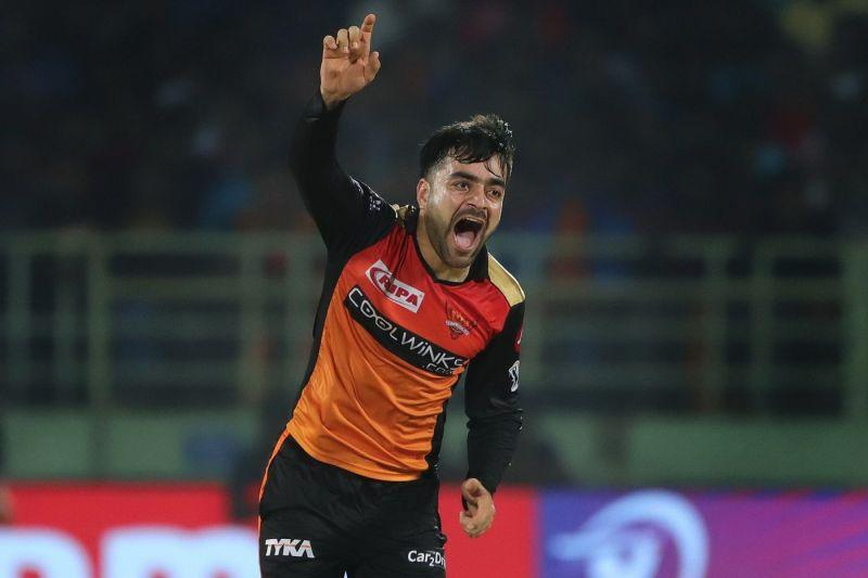 Rashid Khan performed decently with the ball