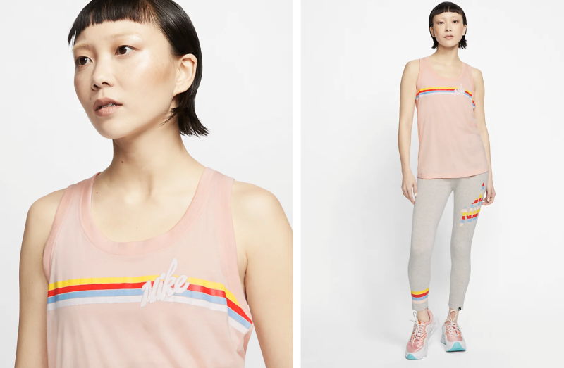 Nike Sportswear Women's Tank Top. PHOTO: Nike