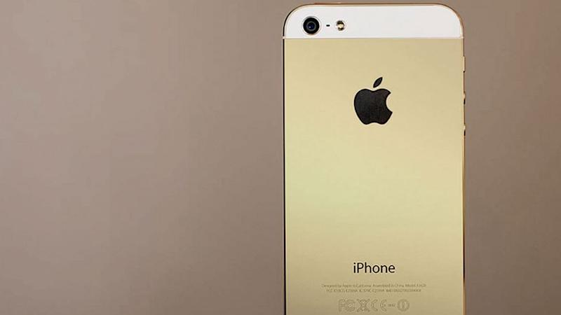 The Next iPhone Will Likely Come in Gold
