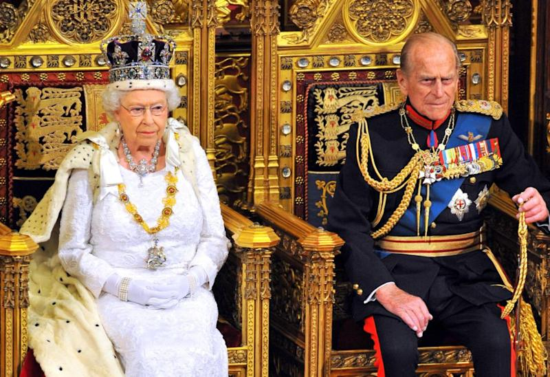 The palace is set to release even more official picture on Monday. Photo: Getty