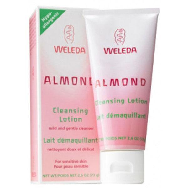 """<p>This is an exceptionally mild and fragrance-free cleanser that is ideal for sensitive skin. It uses organic almond and mild plum kernel oil, which are closely related to the skin's own sebum. <a rel=""""nofollow noopener"""" href=""""http://tidd.ly/a1af8333"""" target=""""_blank"""" data-ylk=""""slk:Buy here"""" class=""""link rapid-noclick-resp"""">Buy here</a> </p>"""