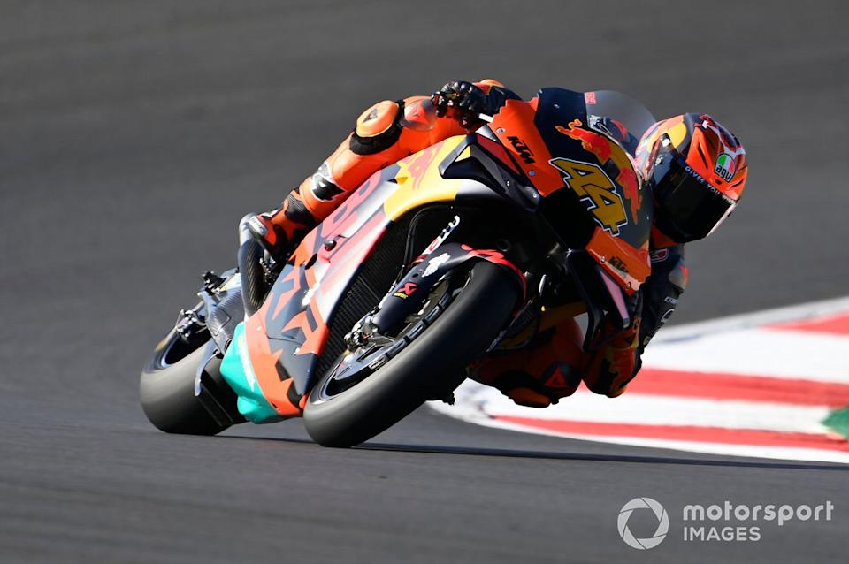 "P9 Pol Espargaró, Red Bull KTM Factory Racing<span class=""copyright"">Gold and Goose / Motorsport Images</span>"