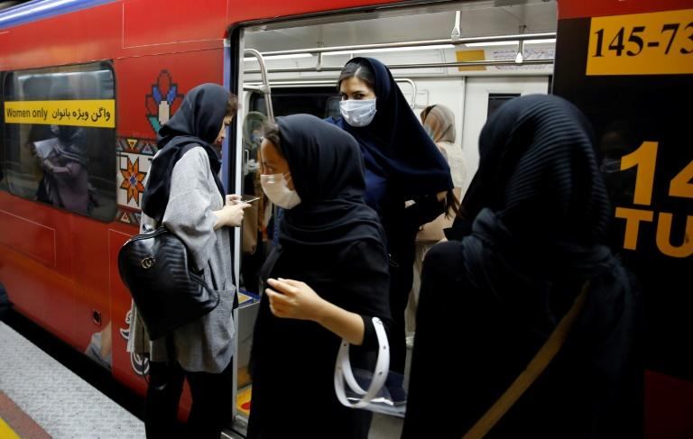 Iran says a recent surge in confirmed coronavirus cases is the result of increased testing rather than a second wave of infection