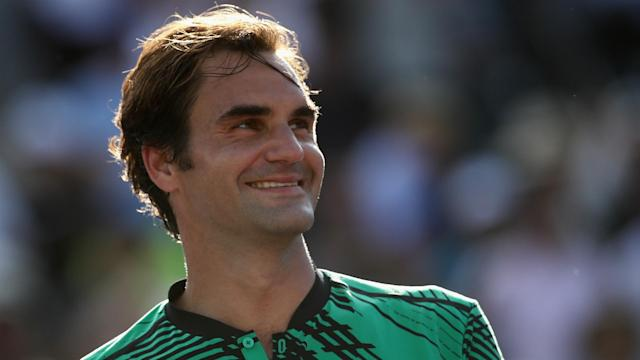 Two-time champion Roger Federer was relieved after saving two match points in his win over Tomas Berdych on Thursday.