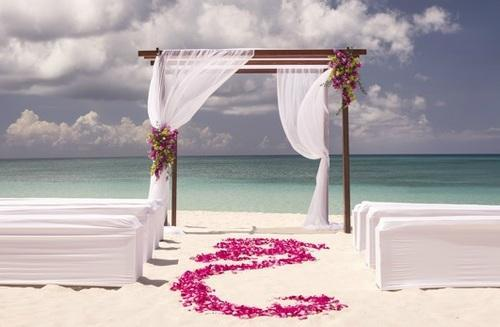Cayman Islands wedding