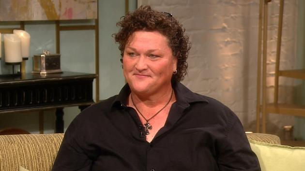 Dot-Marie Jones visits Access Hollywood Live on July 20, 2012 -- Access Hollywood