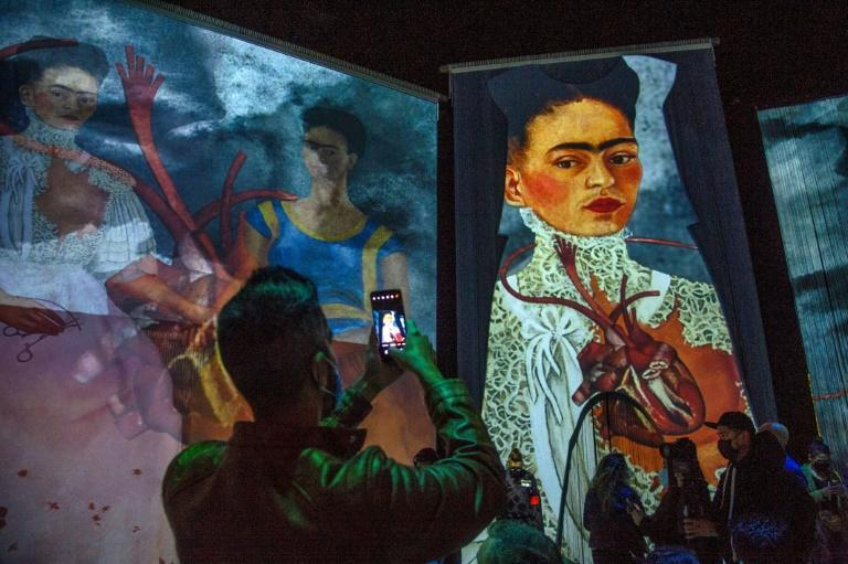 Frida Kahlo, known for her striking self-portraits, is one of the 20th century's most celebrated artists