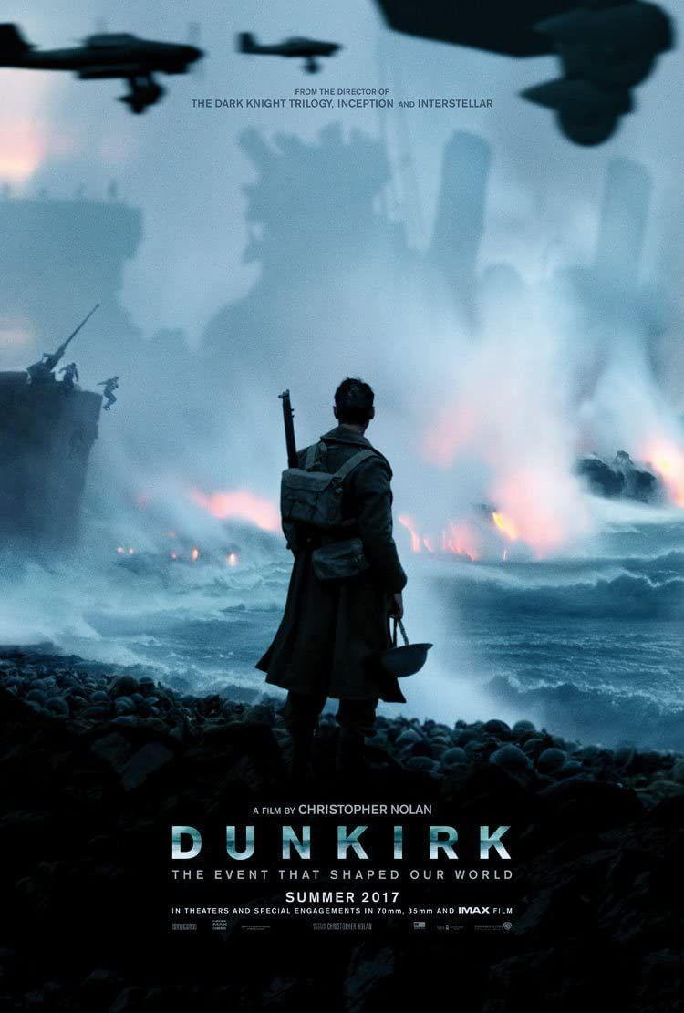 """<p>The evacuation of thousands of surrounded Allied troops on the beach of Dunkirk during World War II was kind of a miracle. Everything had to go just right to avoid total disaster. Oh, and if you've ever dreamed of Harry Styles in uniform, you're welcome. The former boy band member/teen heartthrob makes his acting debut as a soldier with a bit of a mean streak.</p><p><a class=""""link rapid-noclick-resp"""" href=""""https://www.youtube.com/watch?v=yOJhvgczBNk"""" rel=""""nofollow noopener"""" target=""""_blank"""" data-ylk=""""slk:Watch Here"""">Watch Here</a></p>"""