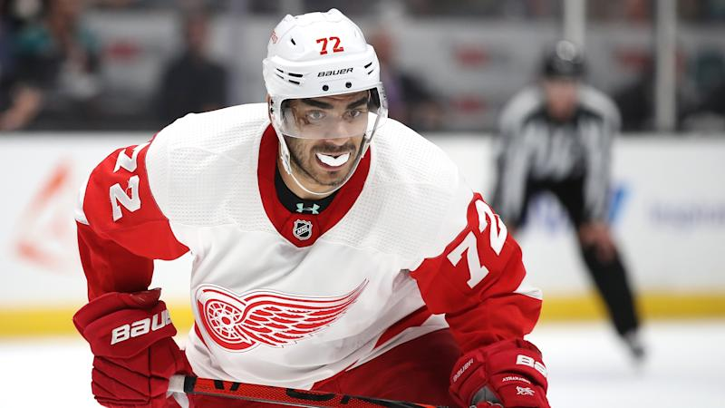 Andreas Athanasiou trade grade: Oilers acquire speedster to play with Connor McDavid