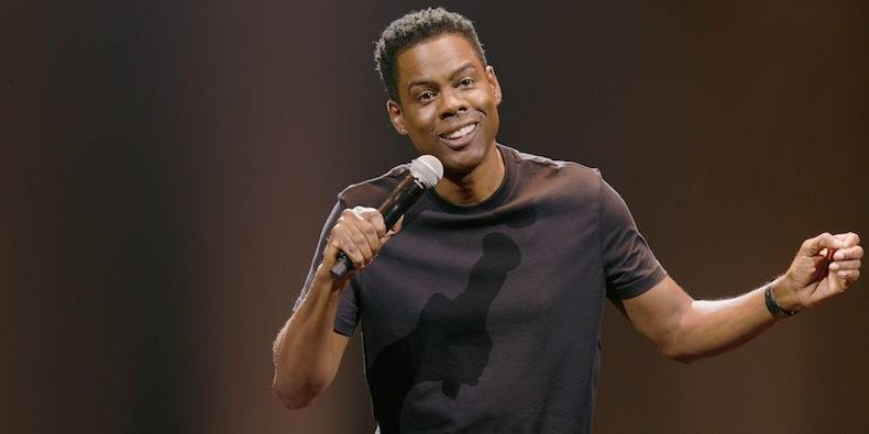 Chris Rock's First Stand-Up Special in 10 Years Is Out Tomorrow
