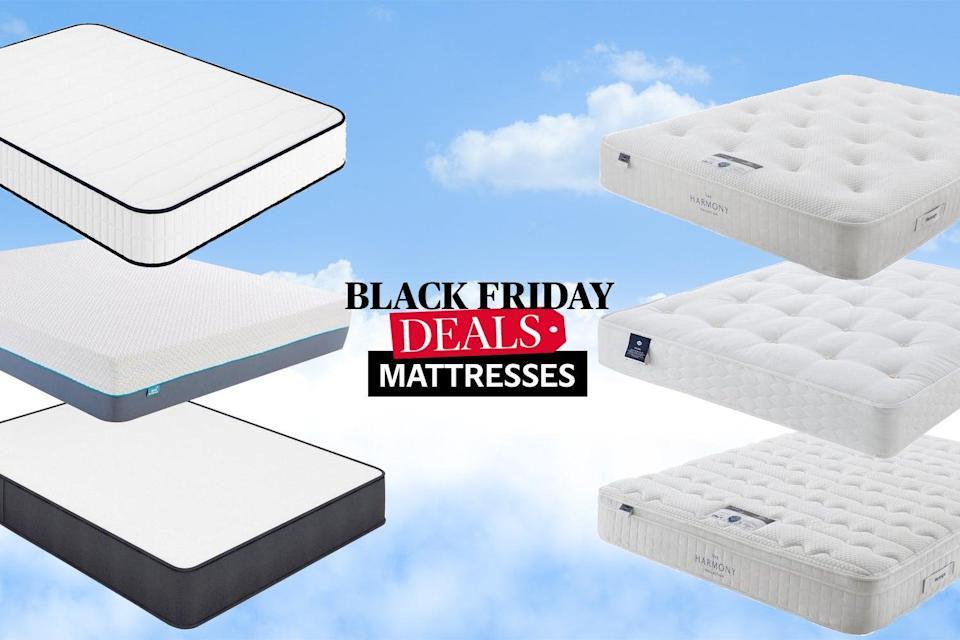 (Best Black Friday Mattresses)