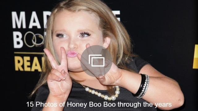 honey boo boo slideshow