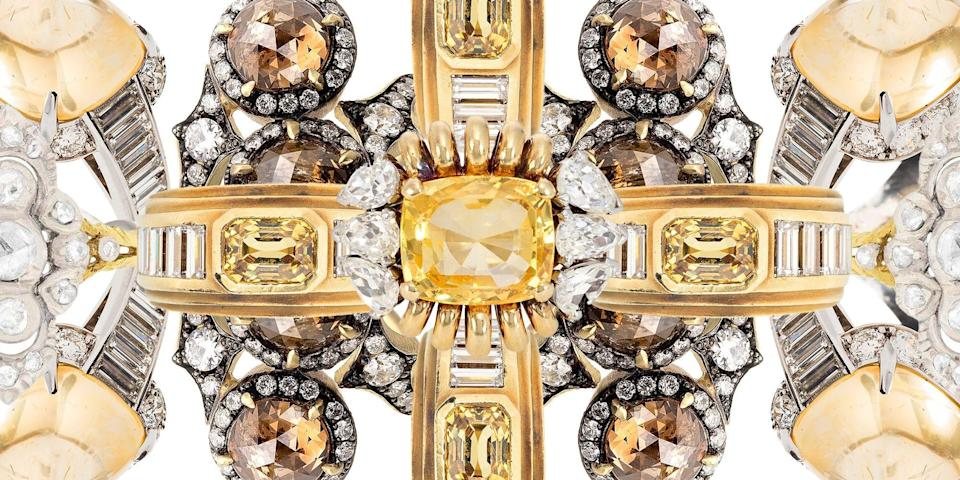 <p>Whether you like the idea of wearing a piece of history or you're after a one-of-a-kind ring that you won't see on anyone else, consider going vintage. </p><p>Before you say yes—to the ring and your impending proposal—find out which era of vintage jewelry speaks to you. Be it Georgian, Victorian, Edwardian, Art Deco, Retro, Mid-Century or a re-set a family heirloom, each period offers something different in terms of design, stone quality, metalwork, motifs, and more. Here, 53 of the most beautiful period pieces to shop now.</p>