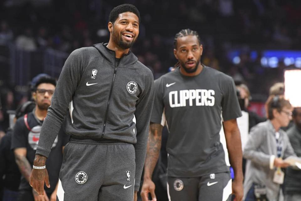 EMac gives his favorite NBA DFS picks for Yahoo, DraftKings + FanDuel daily fantasy basketball lineups, including Paul George   6/8/21