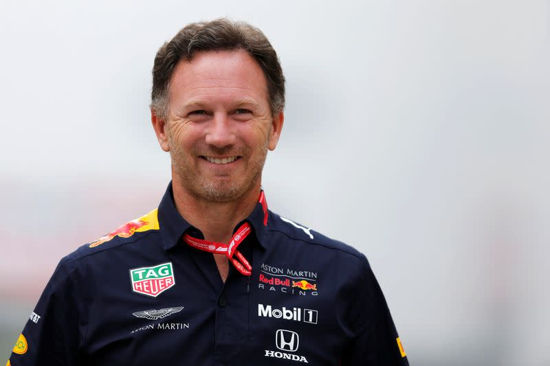 Horner sees no Ferrari bias if Domenicali takes top F1 job