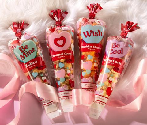 'POP' Into Their Hearts (and Tummies) With Popcornopolis This Valentine's Day