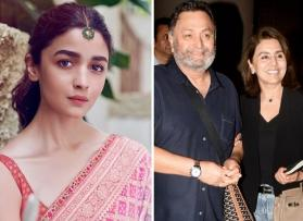 Alia Bhatt to host a party for to-be father-in-law Rishi Kapoor?