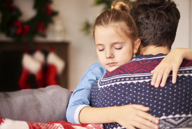 Girl Scouts have issued some advice about not making children hug relatives to show affection [Photo: Getty]