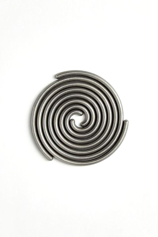 "<p>Sculptural trivets for the ones who consider pot holders and bar coasters their primary countertop protection. </p><p><strong>Spiral Trivet Set, $24; <a rel=""nofollow"" href=""http://supergoodthing.com/products/spiral-trivet-set"">supergoodthing.com</a>.</strong></p>"