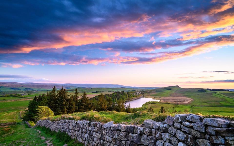 Hadrian's Wall - GEtty