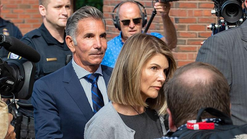 Loughlin, Giannulli plead not guilty to newest charges in admissions scandal
