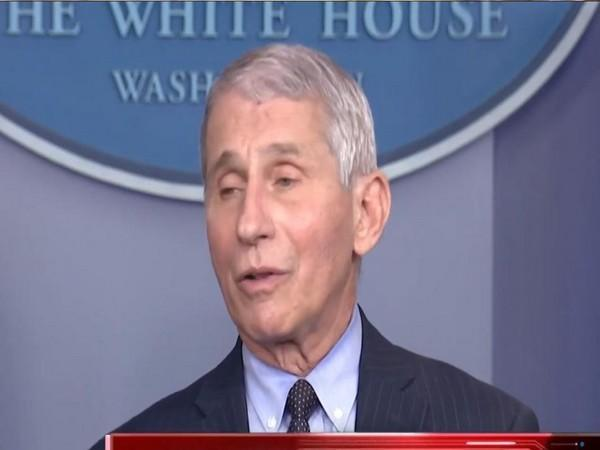 Chief Medical Advisor to the US President, Anthony Fauci