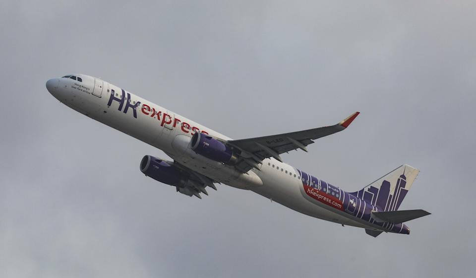 Observers have questioned the financial and environmental wisdom of HK Express' nowhere flights. Photo: Sam Tsang