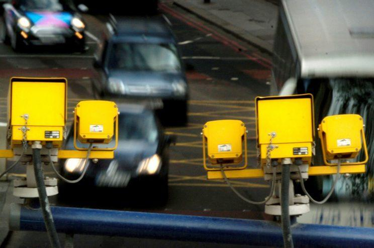Motorists driving under speed cameras will have to be even more watchful from today ( Newscast/UIG via Getty Images)