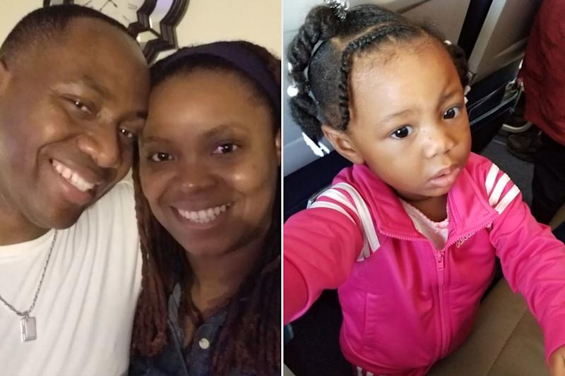Ohio Man Threatened Nurse's Life Before Killing Her, Their 2-Year-Old Daughter and Himself