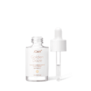 """<p>Ushkowitz's favorite product from Joah is the one responsible for her glowing skin: the <span>Golden Daze Sunless Tanning Drops</span> ($15). """"I was terrified of tanning because anything tanning meant orange to me,"""" said Ushkowitz. """"But these are so subtle that you can control the result which is the dream. Especially over the summer - I'm really trying to stay out of the sun as much as possible and wear hats - so to be able to get that glow without actually having to bake in the sun is dreamy."""" So dreamy, that the self-tanner is making it into her <a class=""""link rapid-noclick-resp"""" href=""""https://www.popsugar.com/Wedding"""" rel=""""nofollow noopener"""" target=""""_blank"""" data-ylk=""""slk:wedding"""">wedding</a> day makeup look. </p> <p>Aside from just being able to give her a nice glow, the new Joah collection is also a good fit for her fanbase - something that was very important to her. """"I have this incredible army of fans and followers on social media that I grew up with,"""" Ushkowitz said. """"They're paying off college debt, so to have really affordable and accessible products that, I can still really speak to and believe in, is really important and valuable to me.""""</p>"""