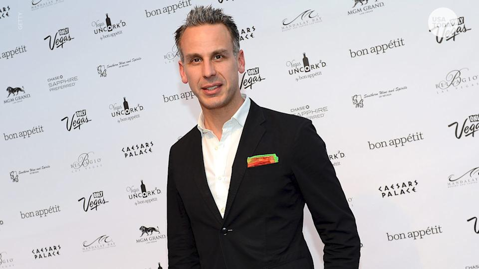 Condé Nast's Bon Appétit editor in chief Adam Rapoport resigned after a controversial photo resurfaced online.