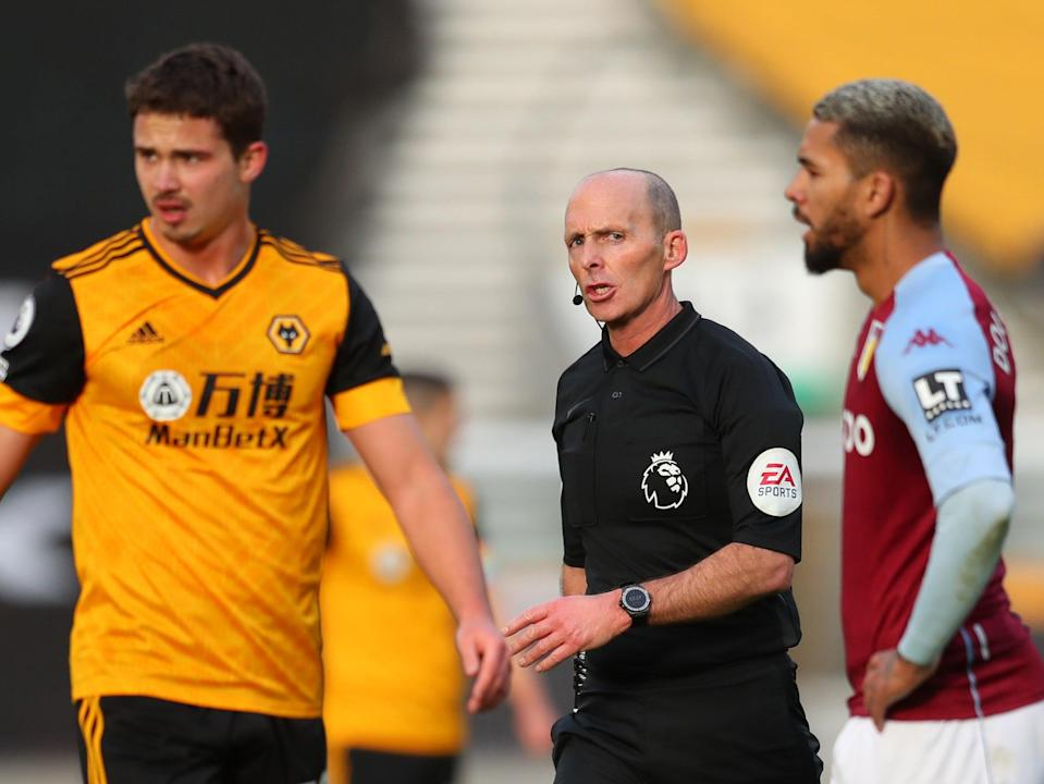 Aston Villa take on Wolves in the Premier League (Getty Images)