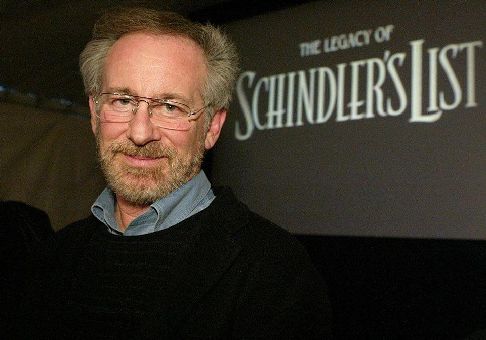"<p> Steven Spielberg decided to return to school after 33 years and enrolled at Cal State Long Beach<span class=""redactor-invisible-space"">. He </span>submitted <em>Schindler's List </em>to fulfill his student <a href=""https://www.goodhousekeeping.com/life/entertainment/g3771/best-classic-movies/"" rel=""nofollow noopener"" target=""_blank"" data-ylk=""slk:film project"" class=""link rapid-noclick-resp"">film project</a>.</p>"