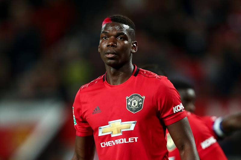 Paul Pogba hasn't played for Manchester United since 30th September. (Credit: Getty Images)